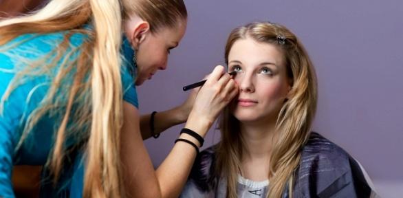 Дневной, вечерний макияж отсалона «Виктория ViVa»