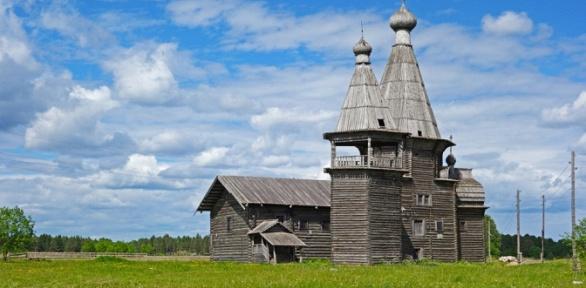 Экскурсионный тур вКаргополь