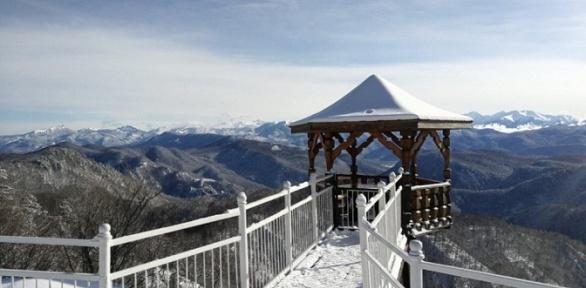 Тур «Зимой вЛаго-Наки стермальными источниками» оттурагентства Tui
