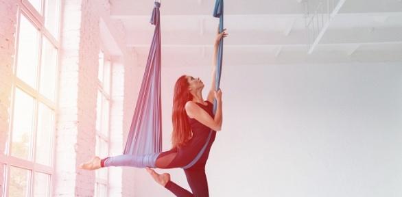 Безлимитные занятия йогой вцентре йоги Ganesa