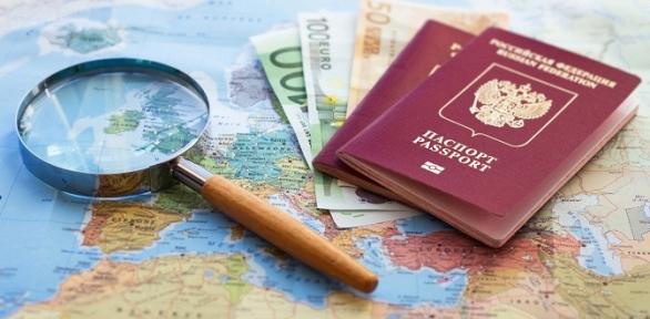 Оформление документов для получения шенгенской визы откомпании Globus Tur