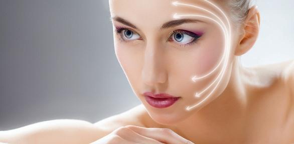 RF-лифтинг имикротоковая терапия зон навыбор вкабинете красоты «ЛедиДи»