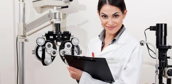 Офтальмологическое обследование вклинике «Доктор Крофт»