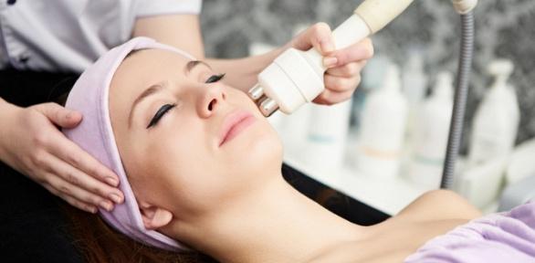 Процедуры поуходу закожей лица встудии красоты Lakshmi