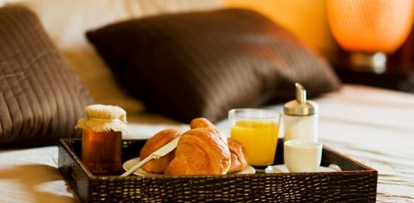 Отдых вномере категории люкс сзавтраками впарк-отеле «Мечта»