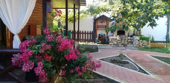 Отдых вАбхазии вгостевом доме «Фазенда»