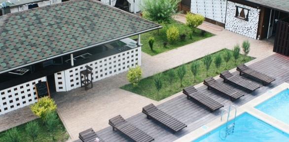 Отдых в отеле «Резиденция Утриш»