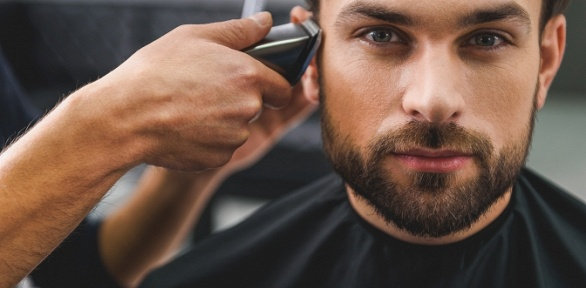 Мужская стрижка или оформление бороды всалоне красоты «Кристи»