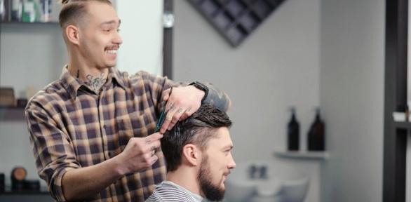 Услуги вмужских парикмахерских «Стрижевский»