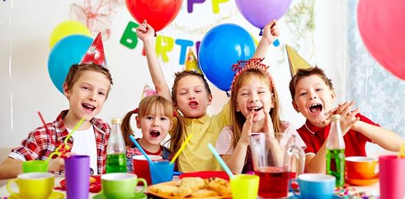 Организация дня рождения отдома развлечений «Втайне»