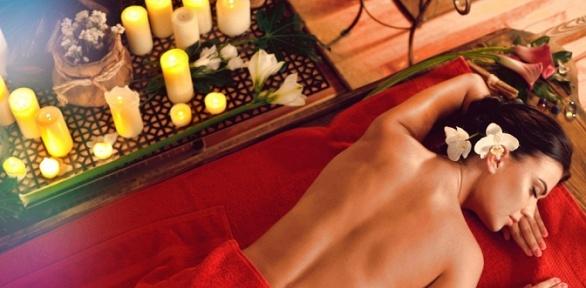 Гавайский или тибетский массаж вкабинете «Все свои»