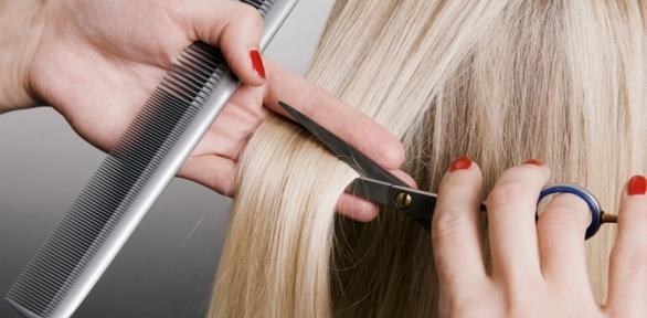 Стрижка, окрашивание, укладка волос или создание локонов всалоне Marafet