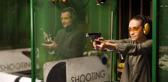 Обучение скоростной стрельбе вкомплексе Shooter