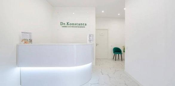Эпиляция александритовым лазером вклинике Dr. Konstanta