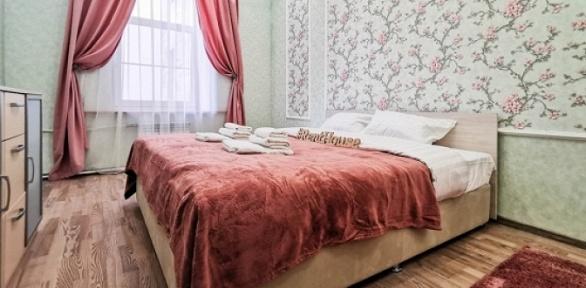 Отдых вапартаментах отсети RentHouse