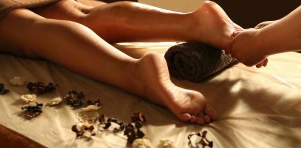 Сеанс тайского массажа всалоне Bon SPA