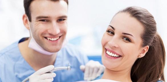 УЗ-чистка зубов, лечение кариеса вклинике «Современная стомалогия»
