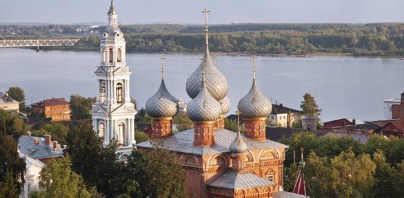 Экскурсионные туры навыбор оттуроператора «Русь»