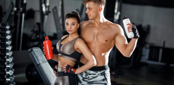Посещение тренажерного зала или EMS-тренировки вклубе Rex Gym