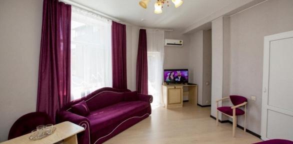 Отдых вАдлере вномере или коттедже вотеле Galla Hotel