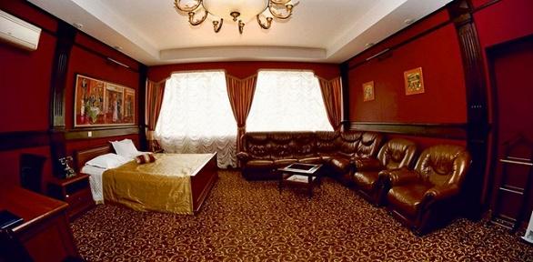 Отдых сзавтраком вресторанно-гостиничном комплексе «Поручикъ Голицинъ»