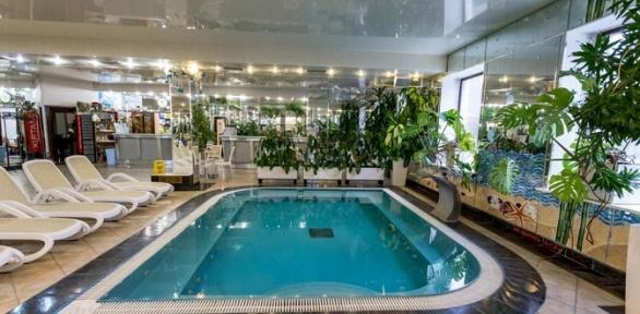 Отдых вцентре Сочи для двоих или семьи сребенком вSPA-отеле «Сочи Бриз»