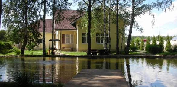 Отдых взагородном комплексе «Монетный двор»