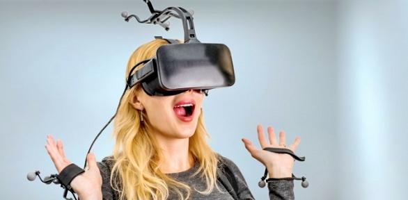 Игра вшлеме HTC Vive или билет напросмотр 5D-фильмов вклубе VR5D.ru