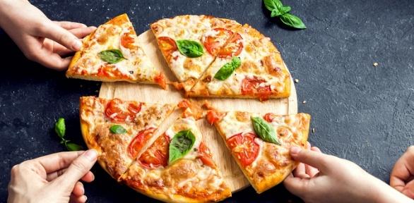 Пироги, пицца ипельмени откафе «Мариша» заполцены