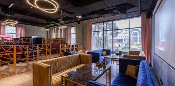 Всё меню ипаровые коктейли вкафе Just Lounge