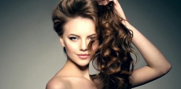Стрижка, укладка, окрашивание волос всалоне красоты NJStudio