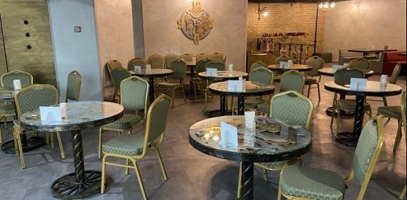 Блюда инапитки вкафе «Золотое колесо» заполцены
