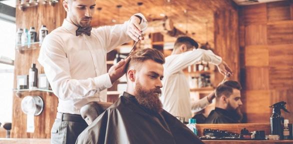 Детская, мужская стрижка, моделирование бороды вбарбершопе «Эрл»