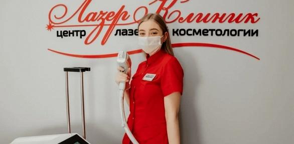 Безлимитное посещение сеансов эпиляции вцентре «Лазер Клиник»