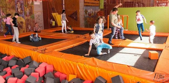 Проведение детского дня рождения или посещение центра развлечений «Куб»