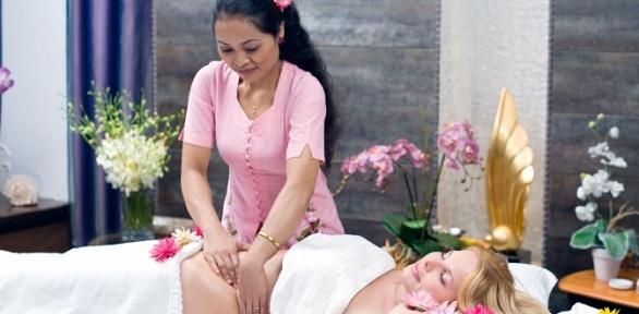 SPA-программа всалоне Thai House SPA