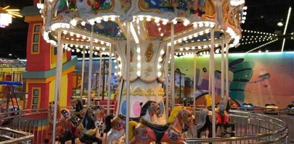 Проведение детского праздника впарке «ФанкиТаун»