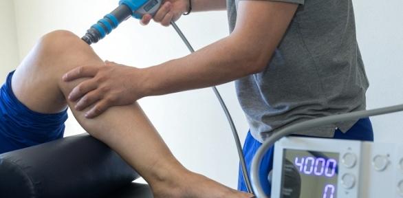 Сеансы ударно-волновой терапии вклинике «Ниармедик»