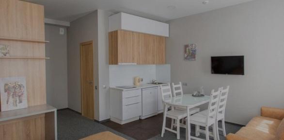 Отдых вапартаментах сзавтраком вапарт-отеле «Ямской посад»