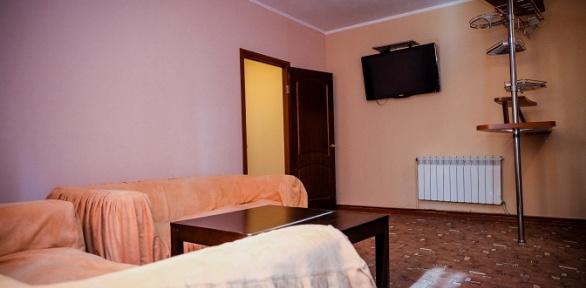 Отдых вномере, домике или аренда банного комплекса «Купавна»