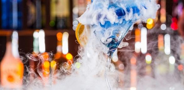 Доставка напитков ипаровых коктейлей отKurimDoma