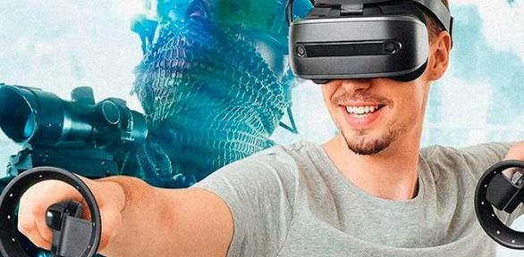Посещение клуба виртуальной реальности Neo