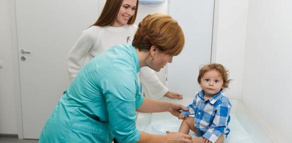 Консультация педиатра или невролога в«Центре педиатрии наСоветской»