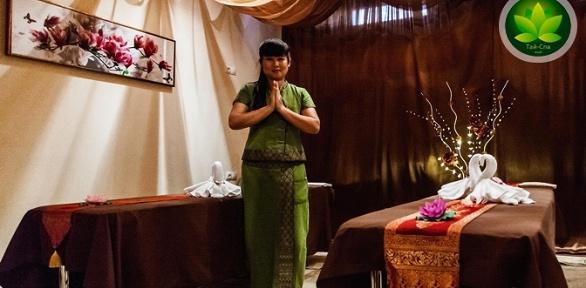 SPA-программа, тайский массаж вцентре «Тай-Спа клаб»