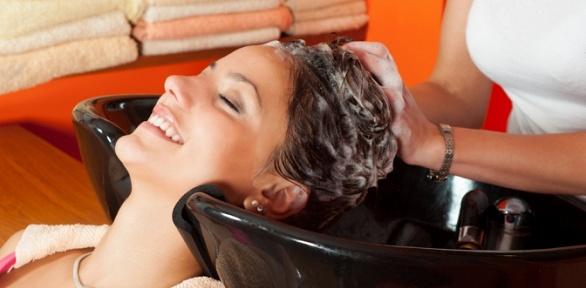 Стрижка, окрашивание иуход заволосами всалоне-парикмахерской «Стрижки»