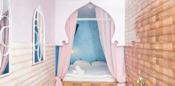Отдых вцентре Москвы вмини-отеле Simple Rooms