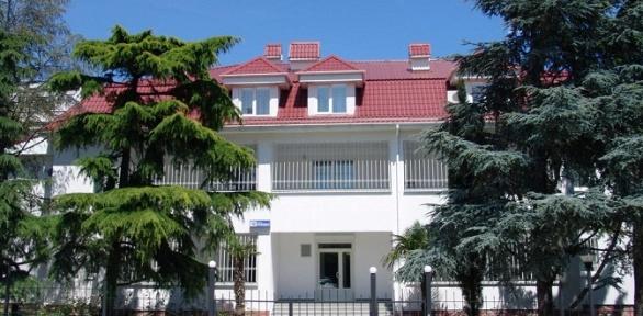 Отдых вАлуште наберегу Чёрного моря вгостином доме «Партенит»