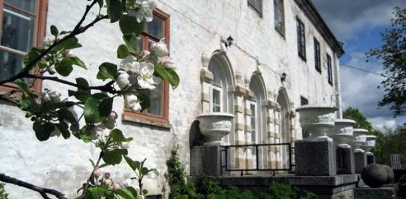 Загородный отдых сзавтраками иразвлечениями вусадьбе «Лесогорская»