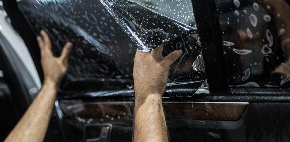 Тонировка стекол автомобиля поГОСТу вцентре AGS