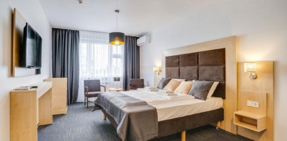 Отдых вномере выбранной категории для двоих отсети апарт-отелей «Ладомир»